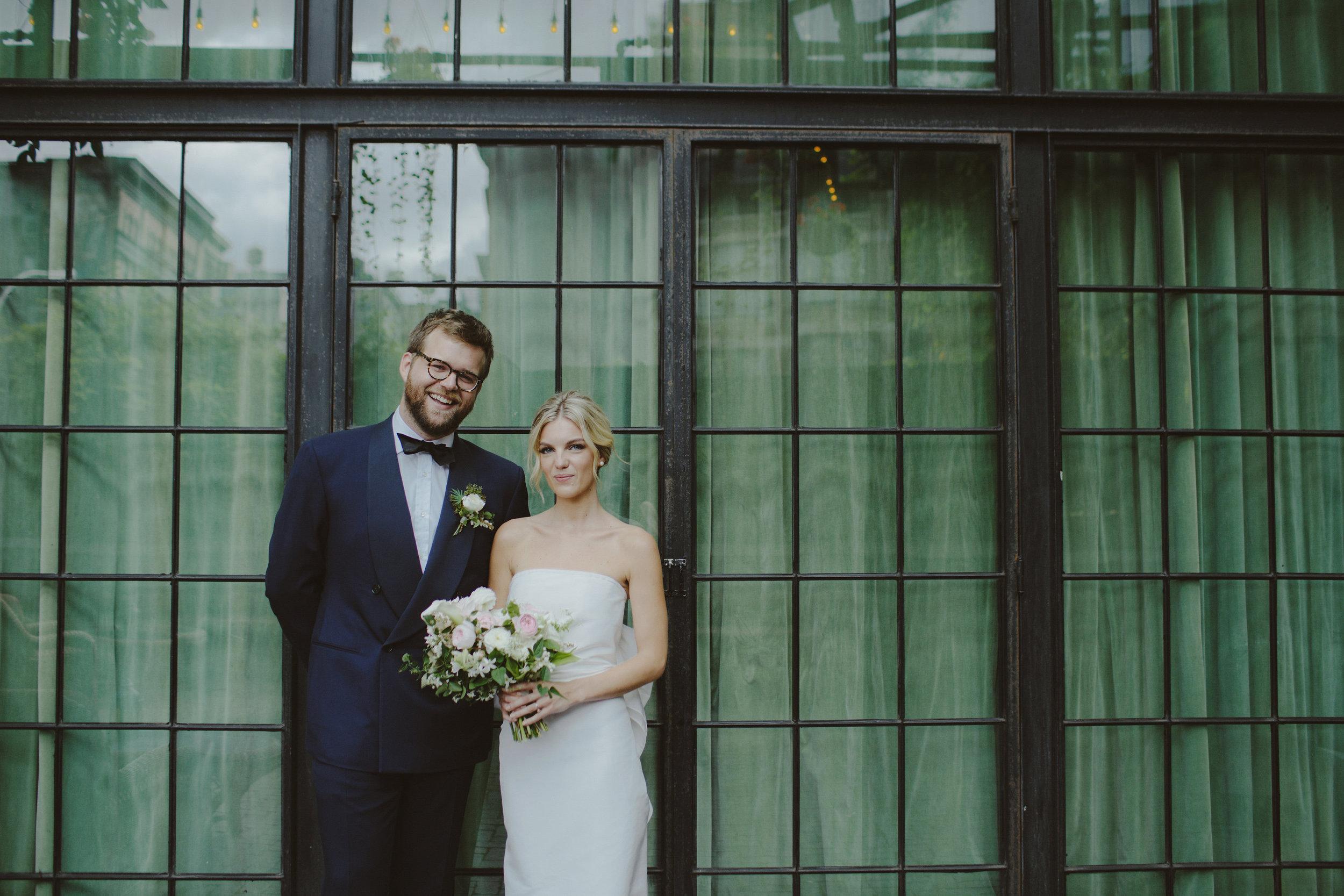 Hayley + Chris Wedding Photo