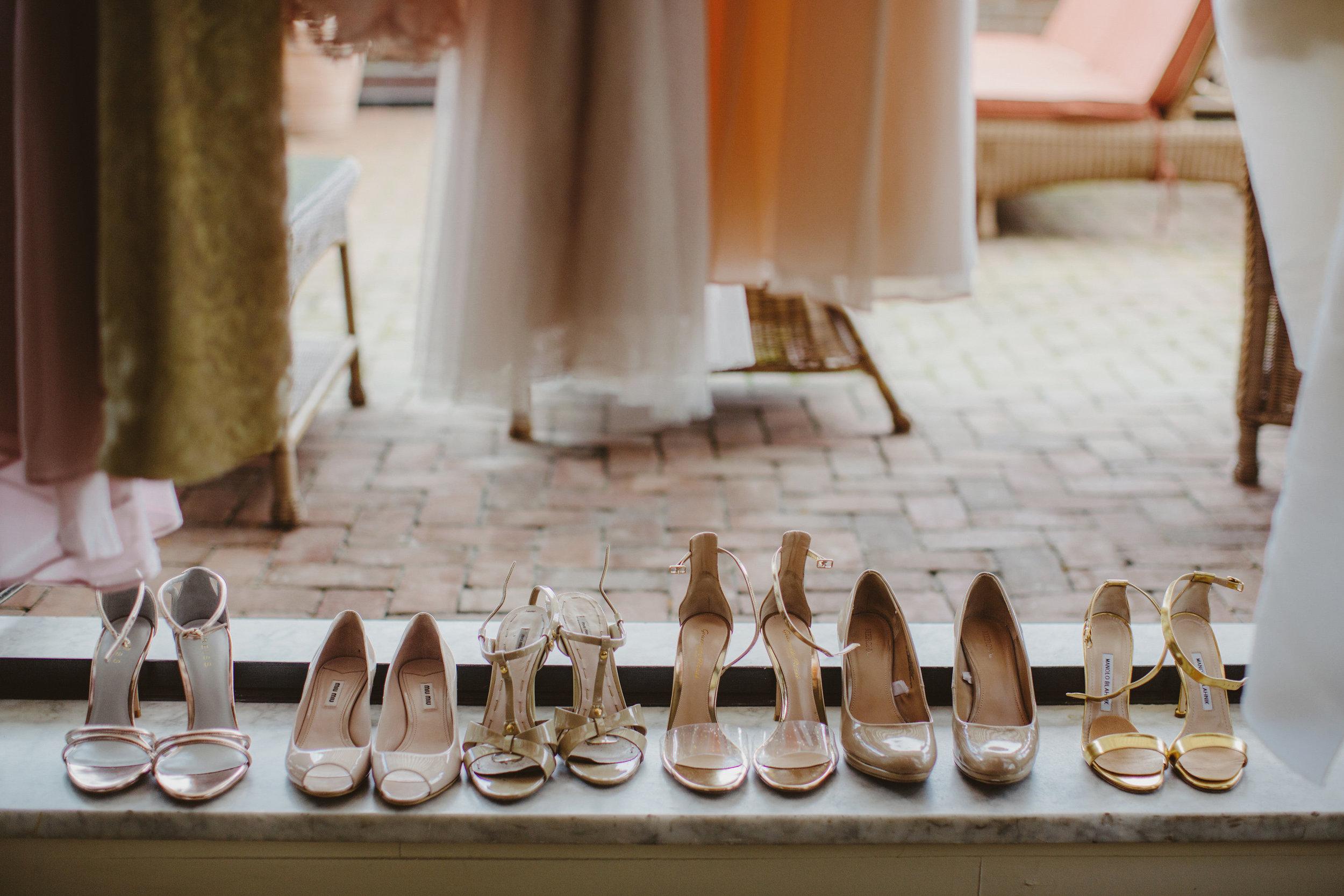 Hayley + Chris Wedding Shoes