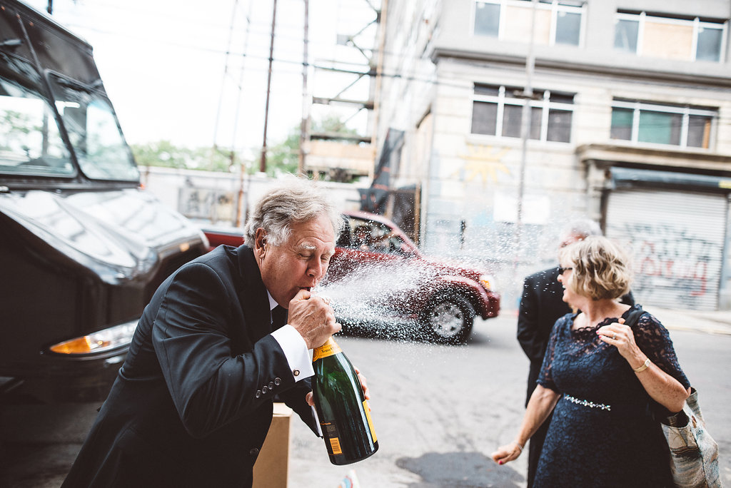 Molly + Matt Drinking