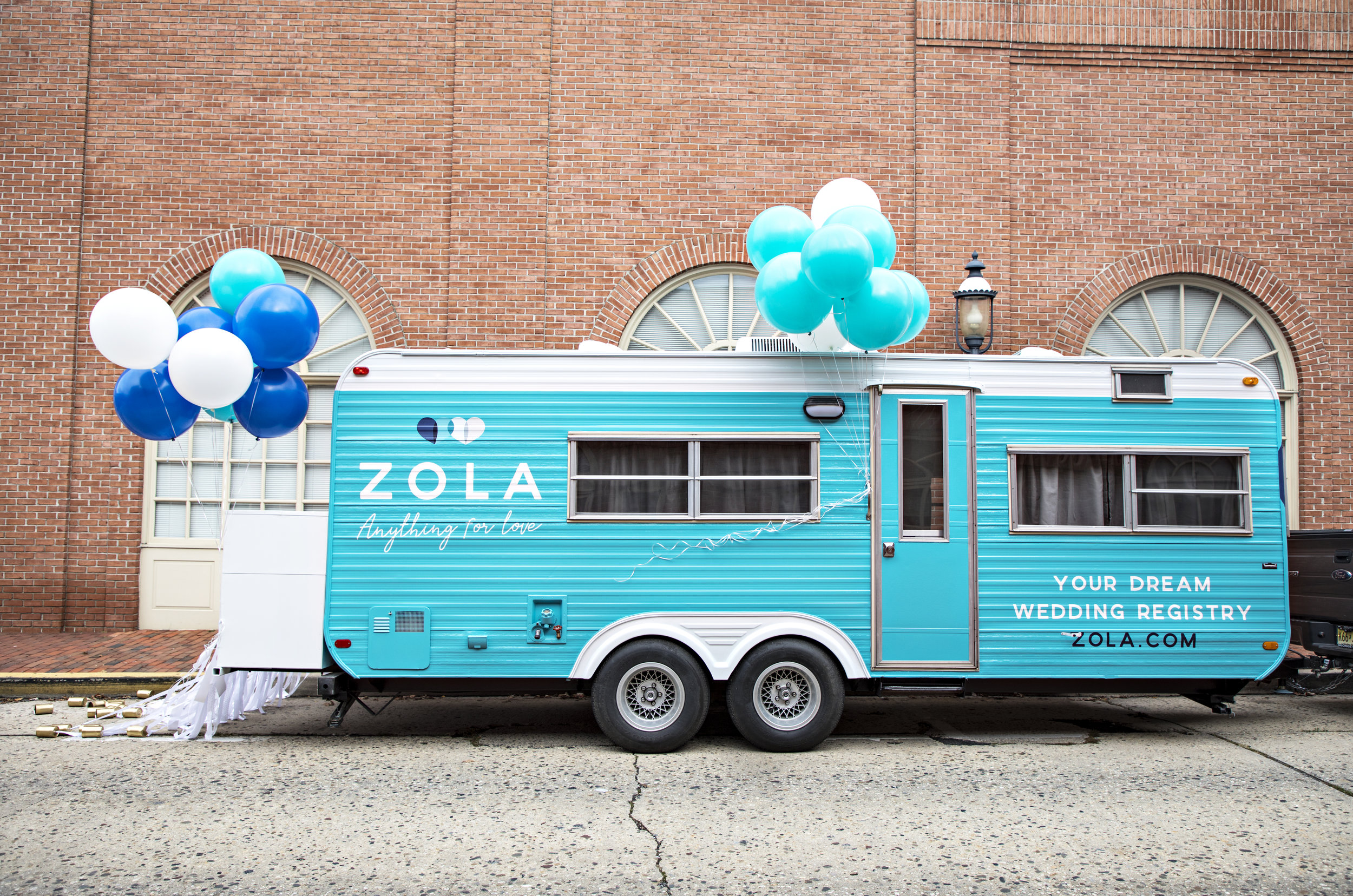 Zola Love Truck