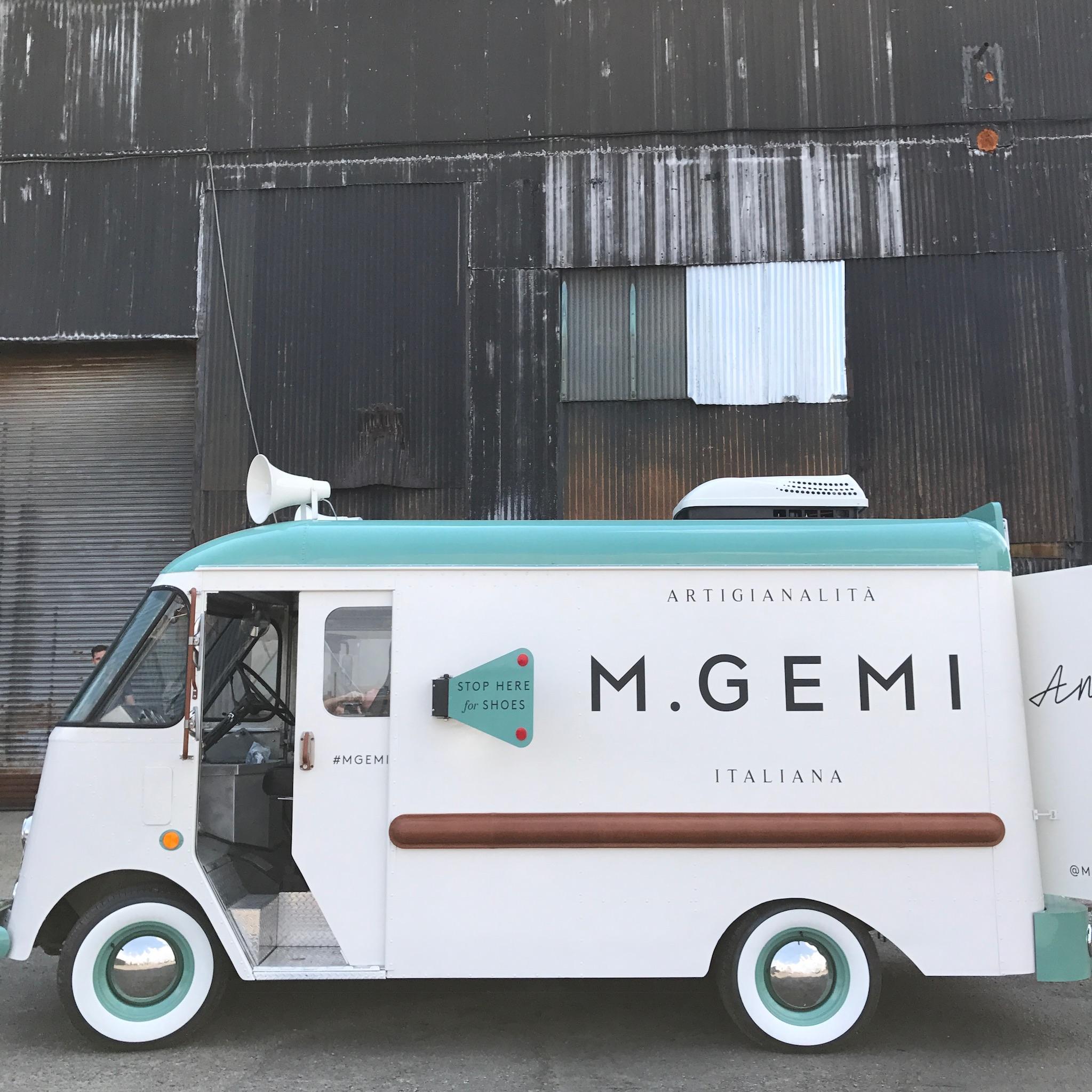 M.GEMI Van