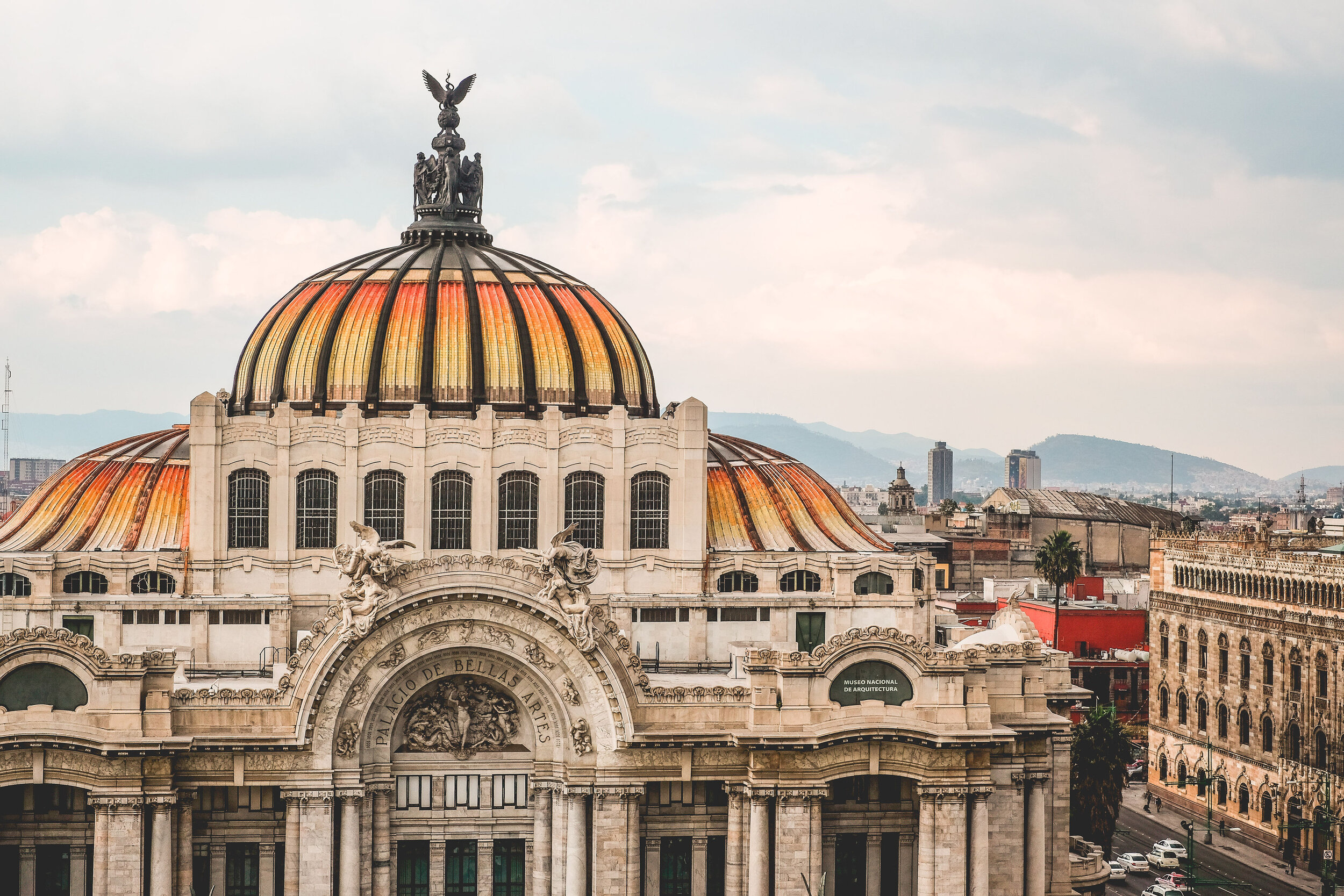 Palacio Bellas Artes, Mexico City