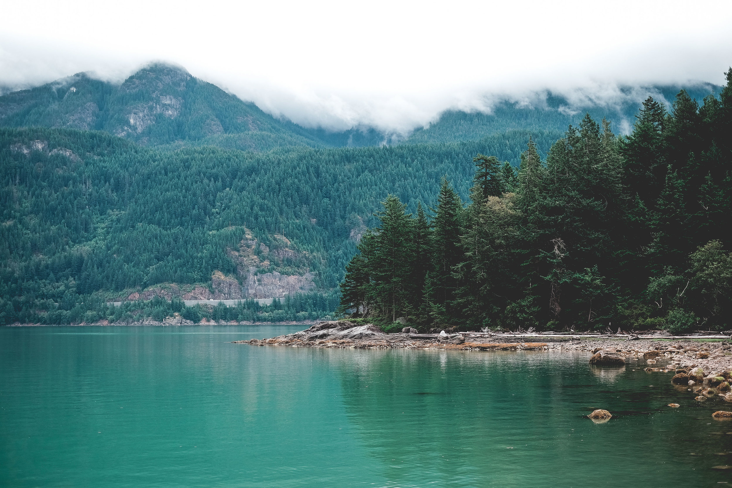 Anvil Island, Howe Sound, British Columbia