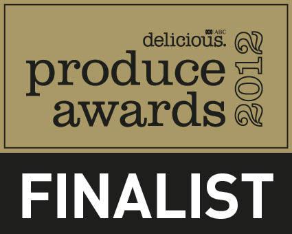 delicious awards 2012