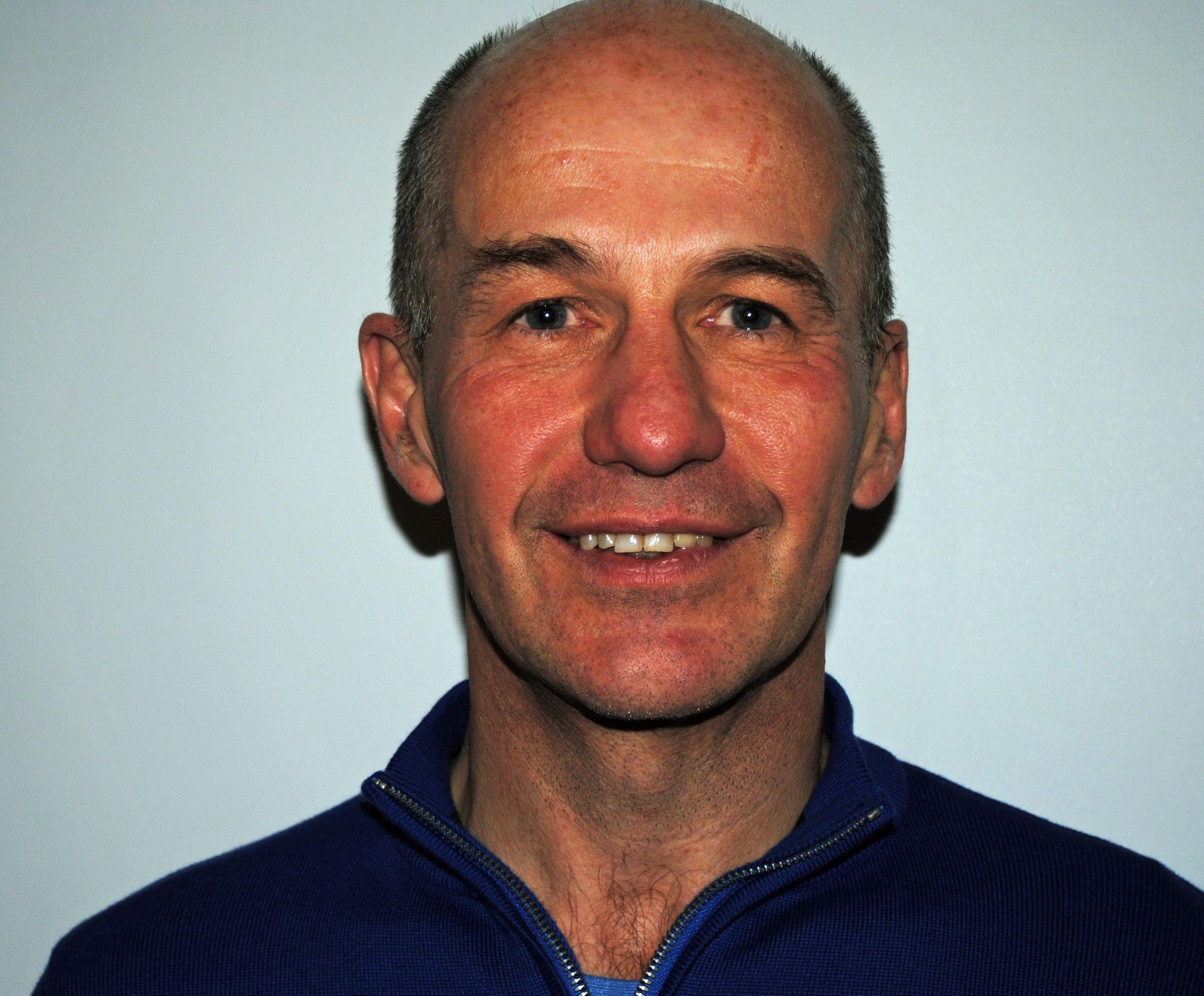 Ross Hughes - Handicap Secretary