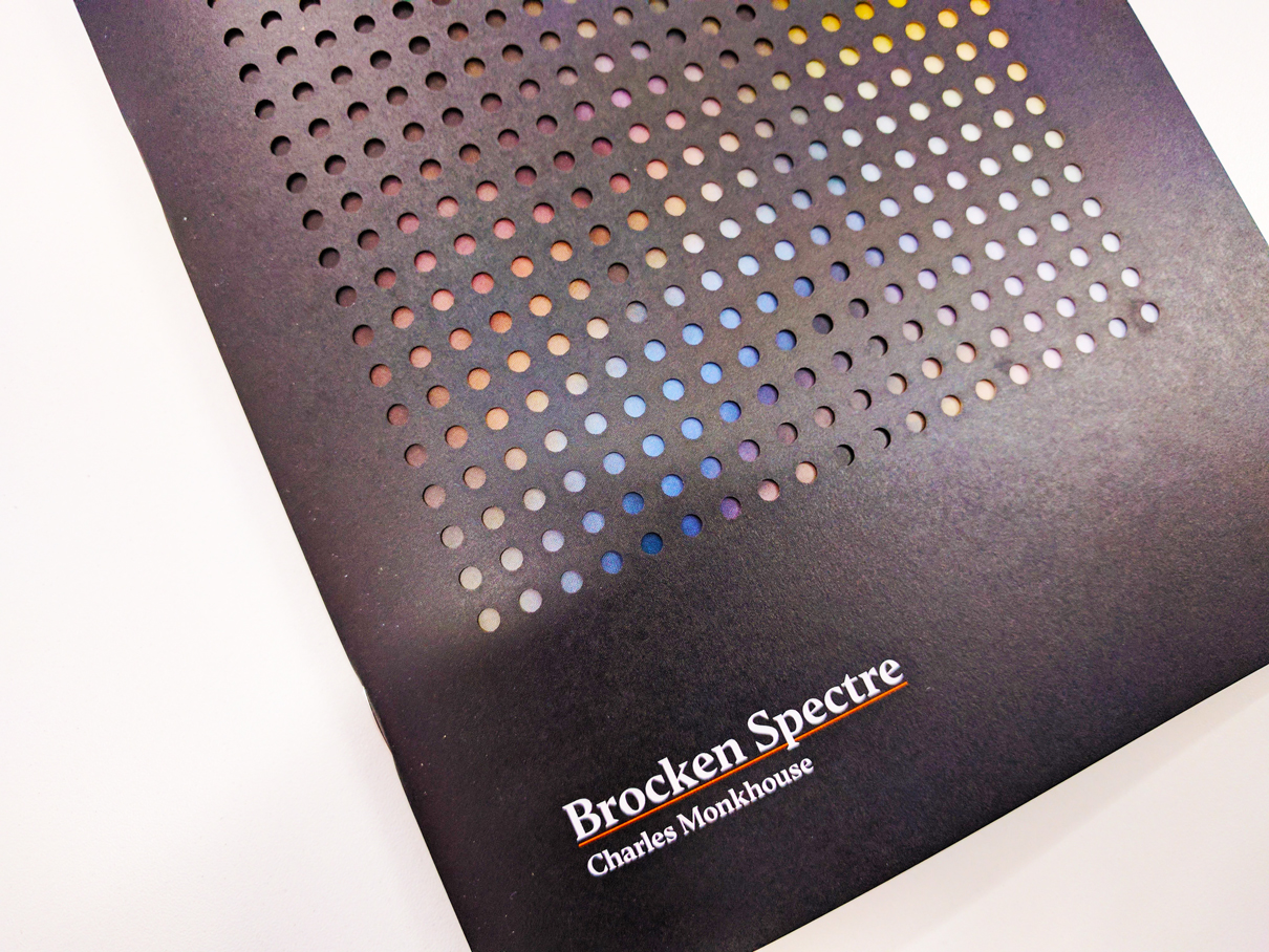 Brocken Spectre Book Cover