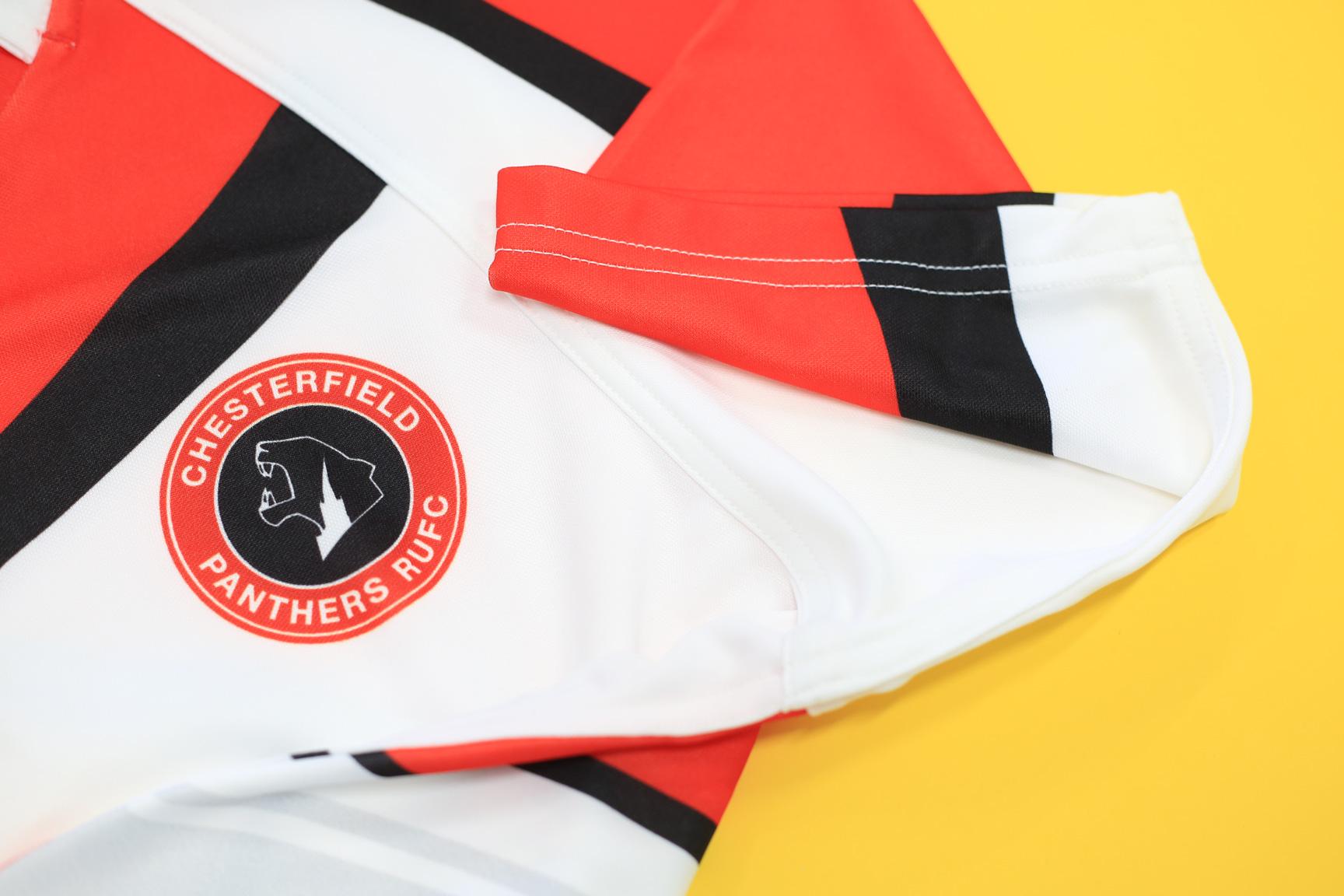 Chesterfield Panthers — Crest Design & Website Design