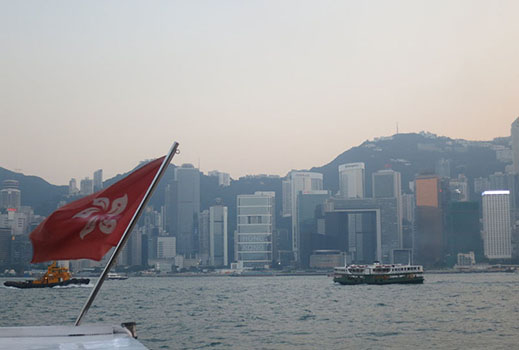 Hong Kong, a place as confused about its identity as I am