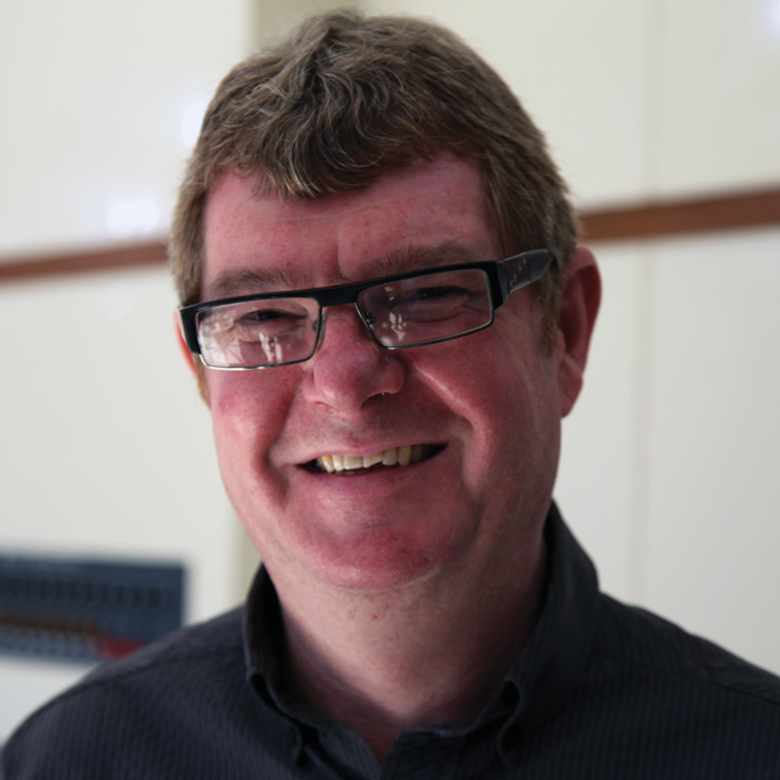 Dr. David Cardwell, Professor of Superconducting Engineering, University of Cambridge