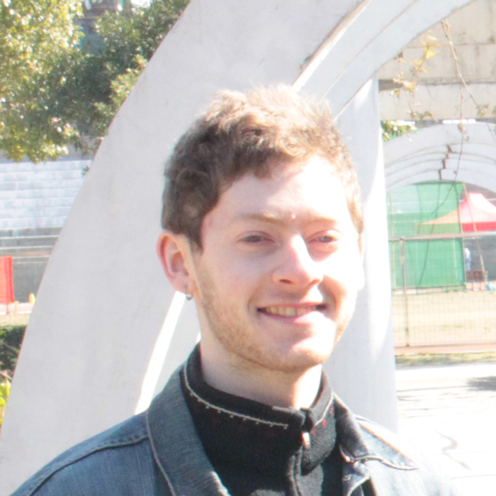 Macky Landy, placed in Wenzhou, from New York, New York