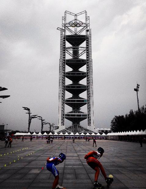 (Photo: Olympic Stadium, Beijing)