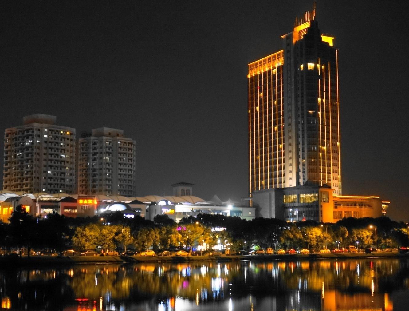 Reflection & Lights- Near the Neo -Sunshine Hotel