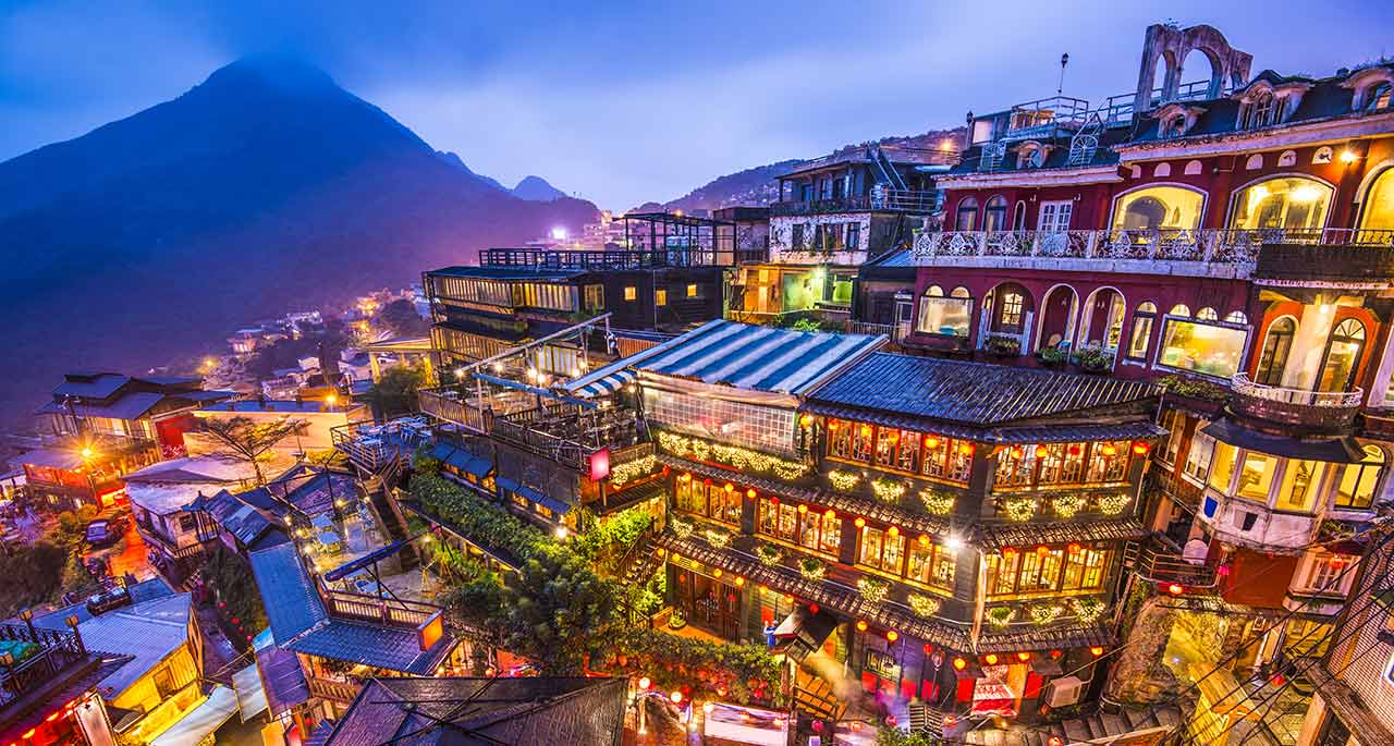 Mt. Jiufeng Scenic Resort
