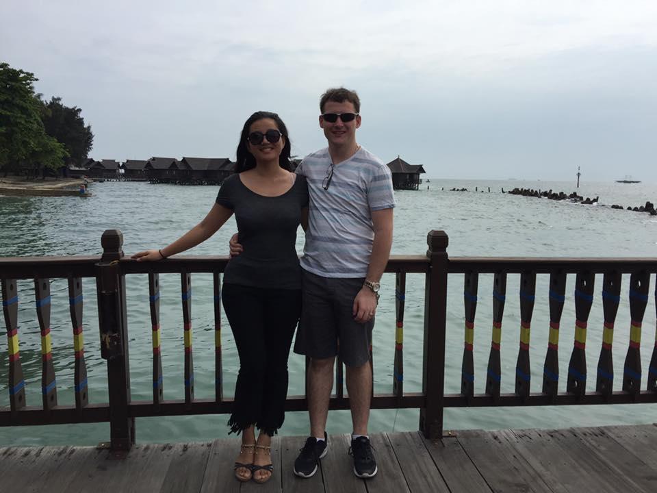 Traveling to Indonesia, c/o Seth