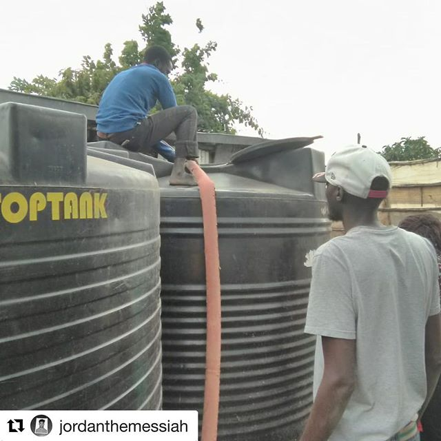 Check out the amazing work being done. Support @lovmovement #Repost @jordanthemessiah with @get_repost ・・・ Refilling the tanks in Nakuru, Kenya today. The #LOVmovement is proud to assist @rev.a.njoroge in providing clean water to the people of the Gioto Slum. Special thanks to some local businesses @10th_planet_van_nuys & @gcalfitness for their ongoing support of the Kenyan people & others assisted by LOV Movement. ❤️