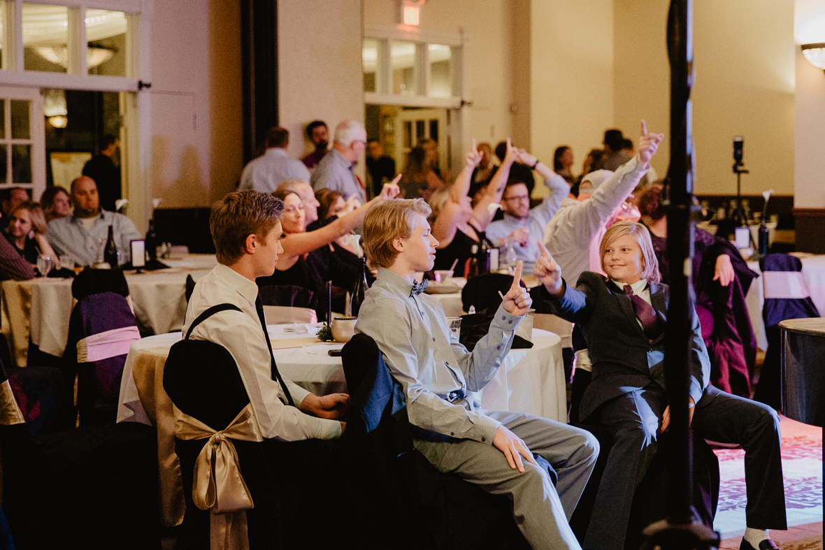 wedding guests singing along to wedding songs.jpg