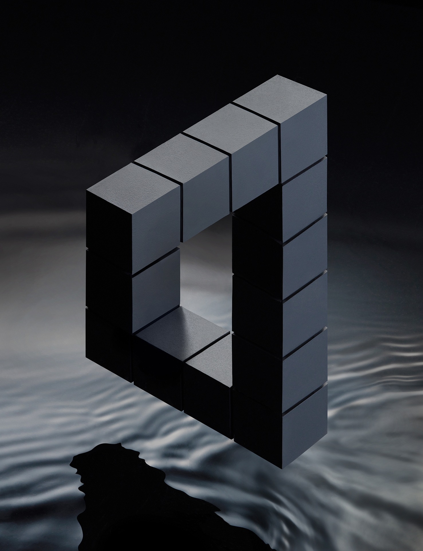 escher-impossible-shape-illusion-creative-still-life-photography-london-photographer-3