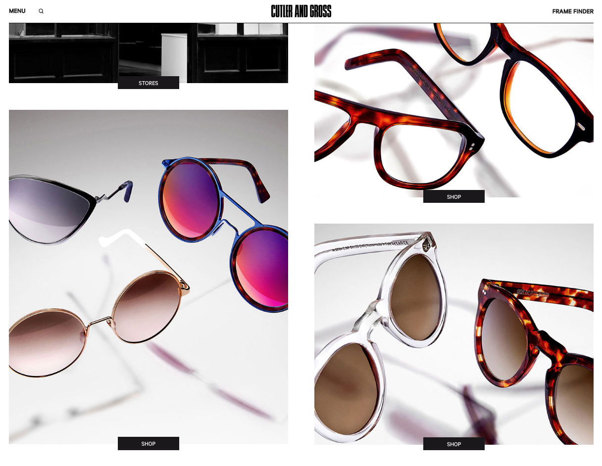 cutler and gross website josh caudwell sunglasses product photography.jpg