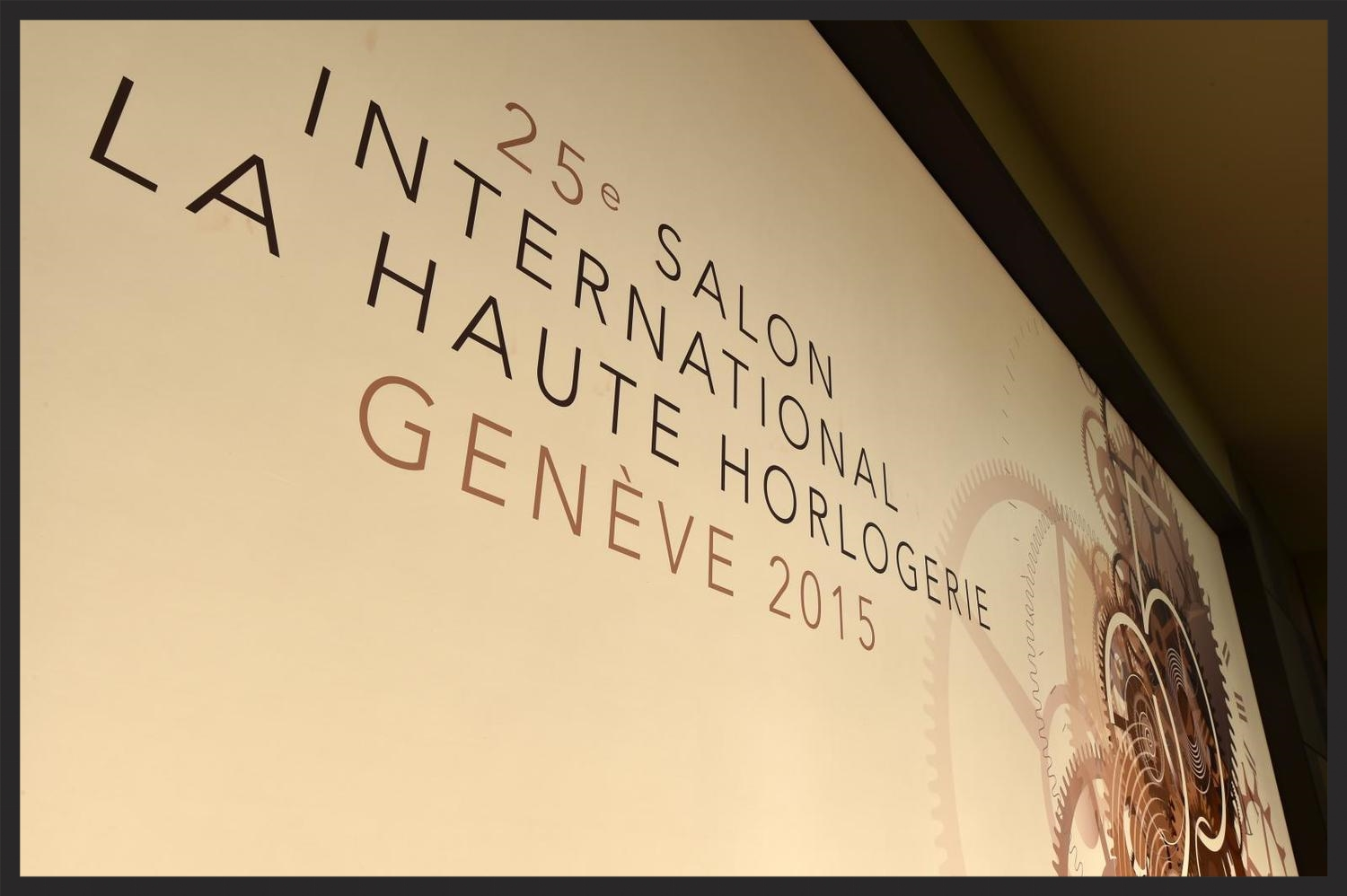 25 years of Haute Horology. Photo courtesy of SIHH.org