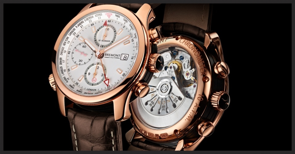 Bremont Kingsman Special Edition in Rose Gold