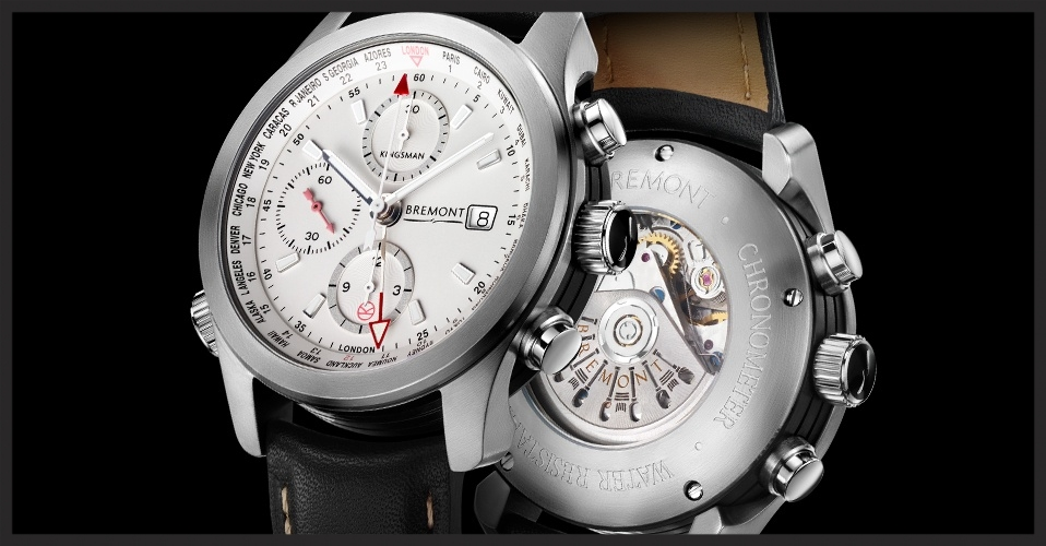Bremont Kingsman Special Edition Stainless Steel