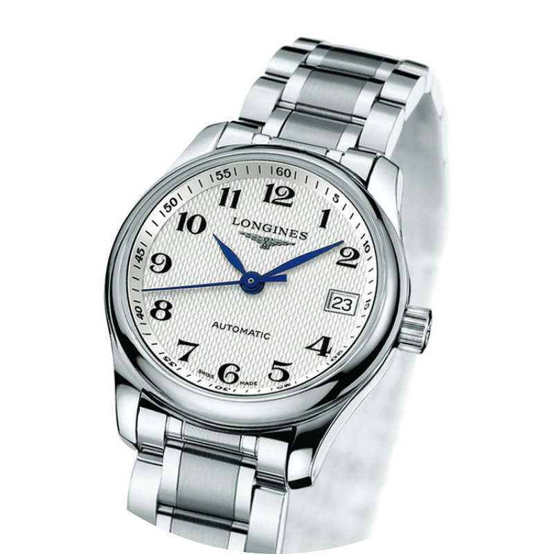 Longines Master Collection Ladies 25mm Automatic, Ref. L21284786.