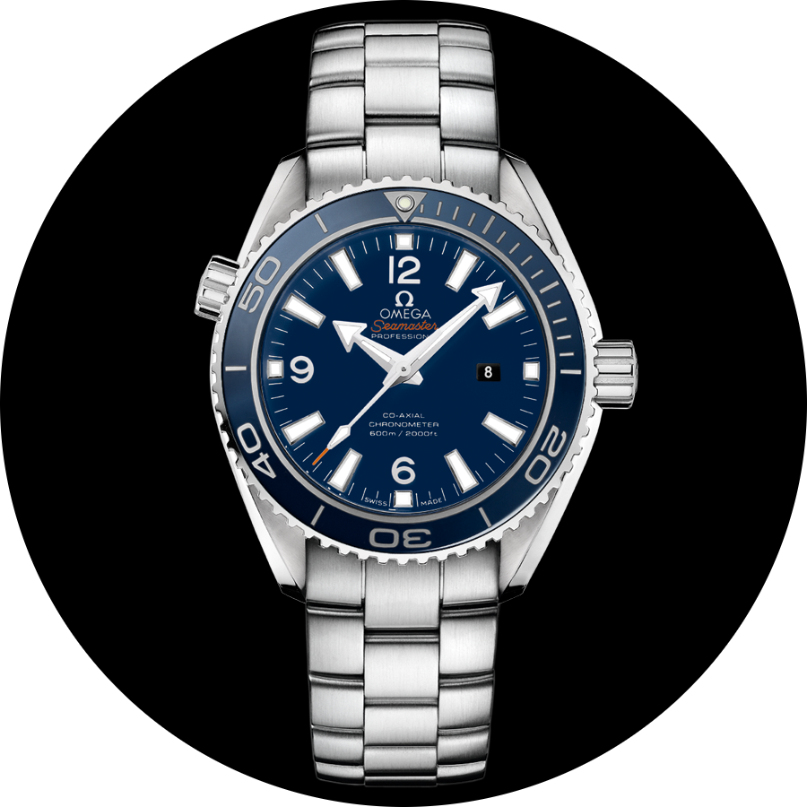 Omega Seamaster Professional Planet Ocean, Ref.232.90.38.20.03.11