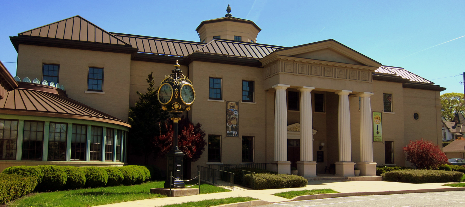 the national watch and clock museum, Columbia pennsylvania.