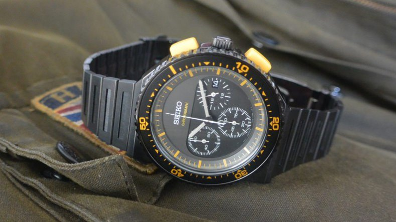 The Seiko 7a28-6000. Image courtesy of kristian haagen.