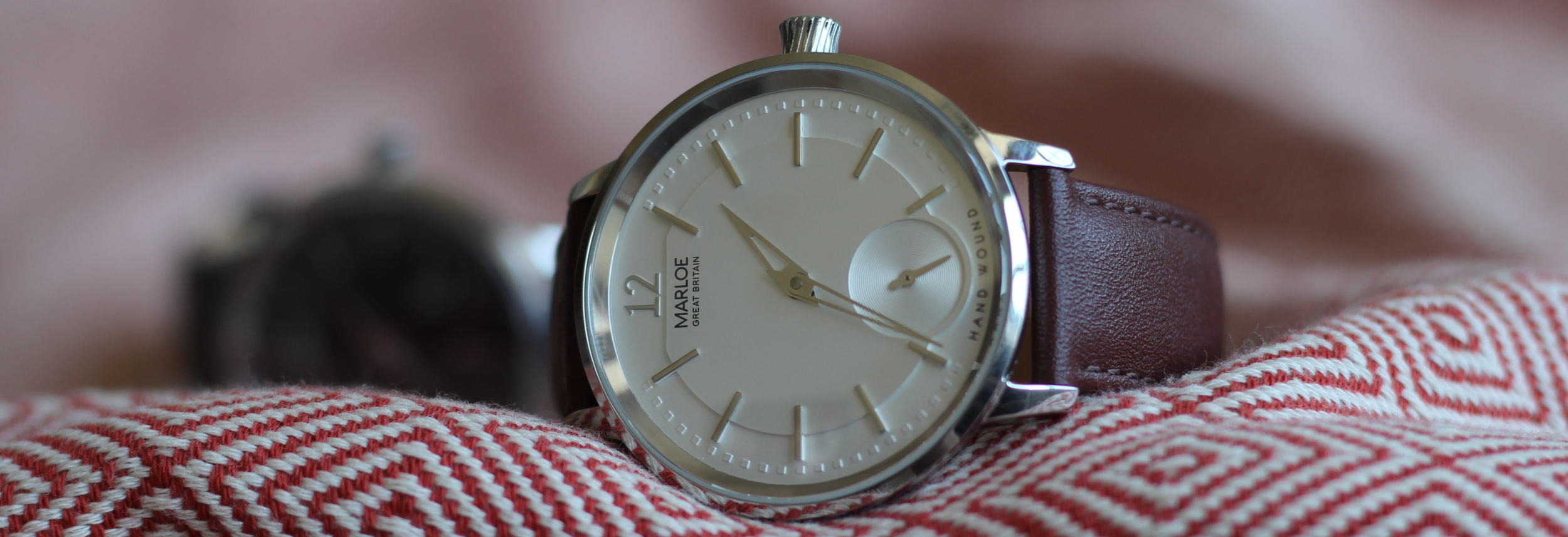 When I reviewed the Cherwell by Marloe Watch Company, I disclosed that I had communicated with the founder prior to the Kickstarter being launched as I felt I needed to make my audience aware.