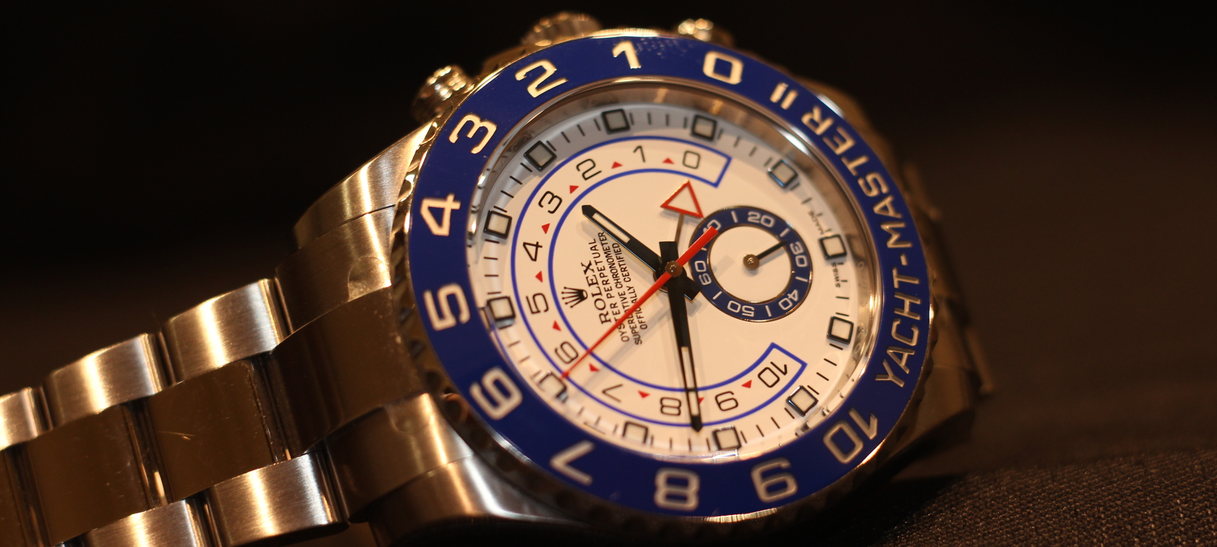 """My first """"A Moment in Time"""" articles were with watches photographed at a jeweler I briefly worked at. I hadn't worked for them for over five months when I wrote the articles but I still felt it important to disclose my past employment."""