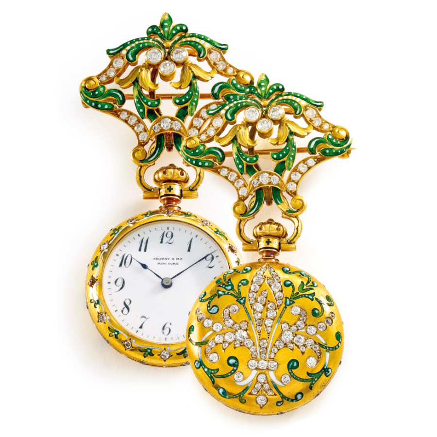 Tiffany & Co pendant watch circle.jpg