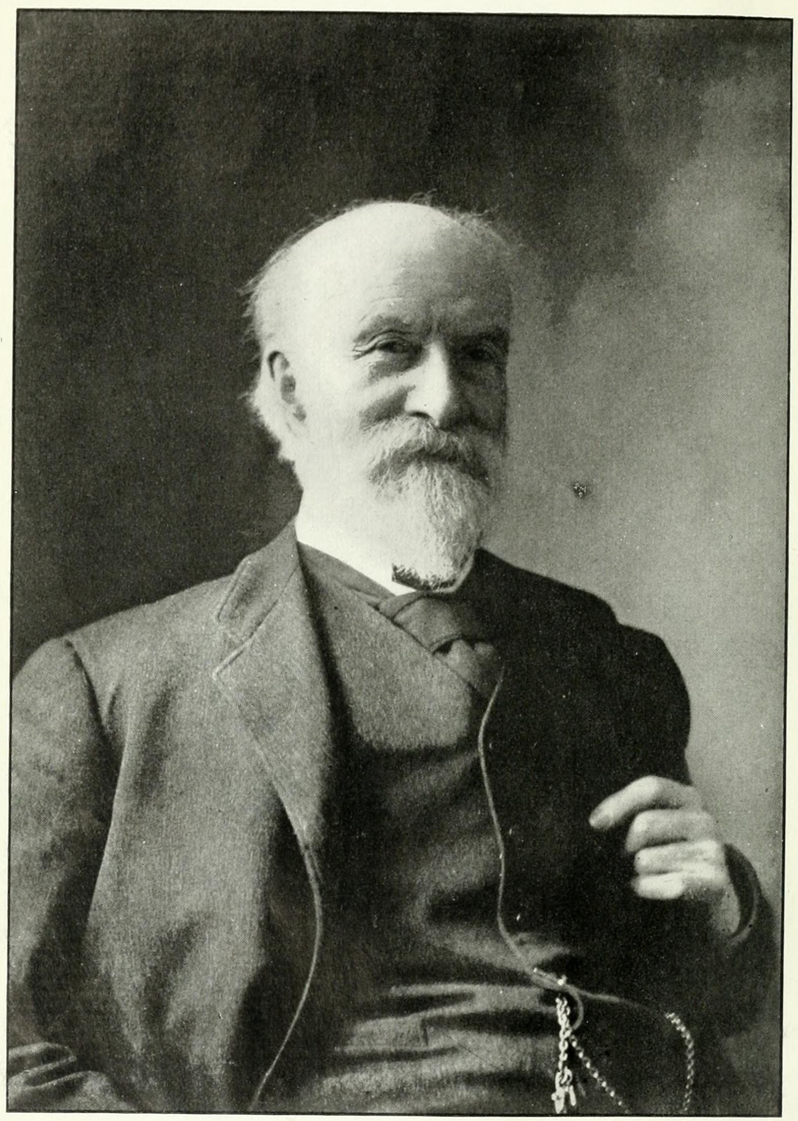 Sanford Fleming circa 1907