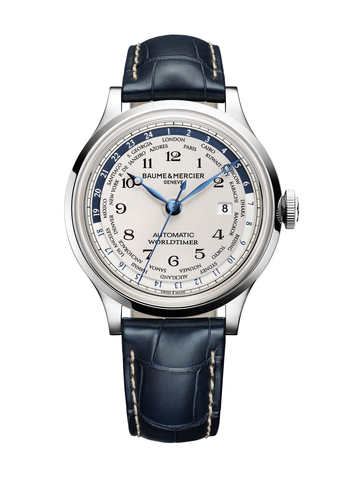 Baume & Mercier Capeland World Timer