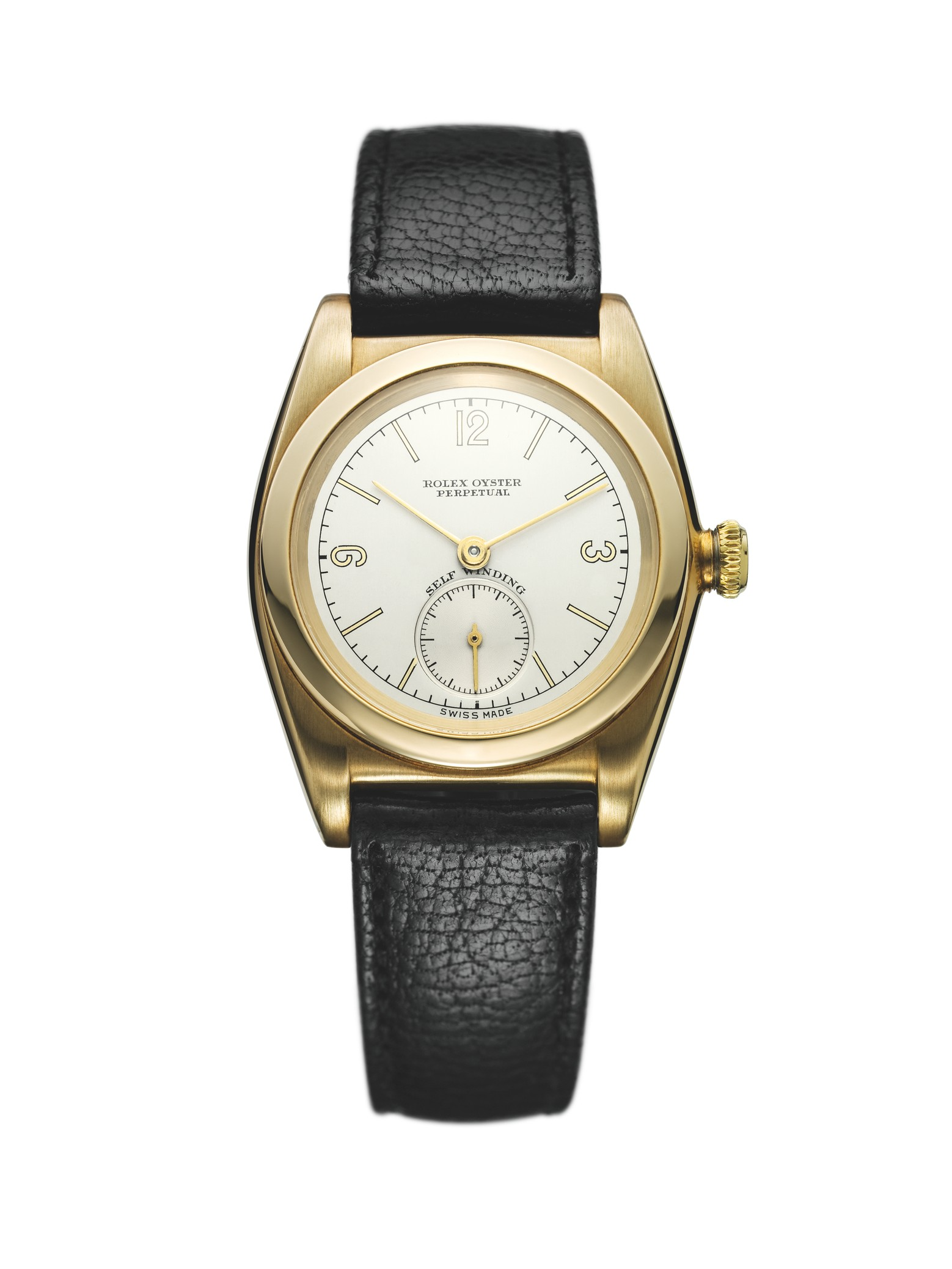 First Rolex Oyster Perpetual, circa 1931