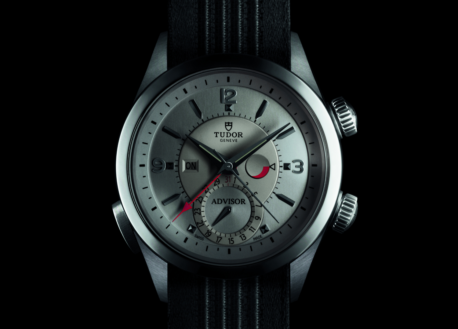 The Tudor Advisor  Ref. 79620. Photo courtesy of Tudor.