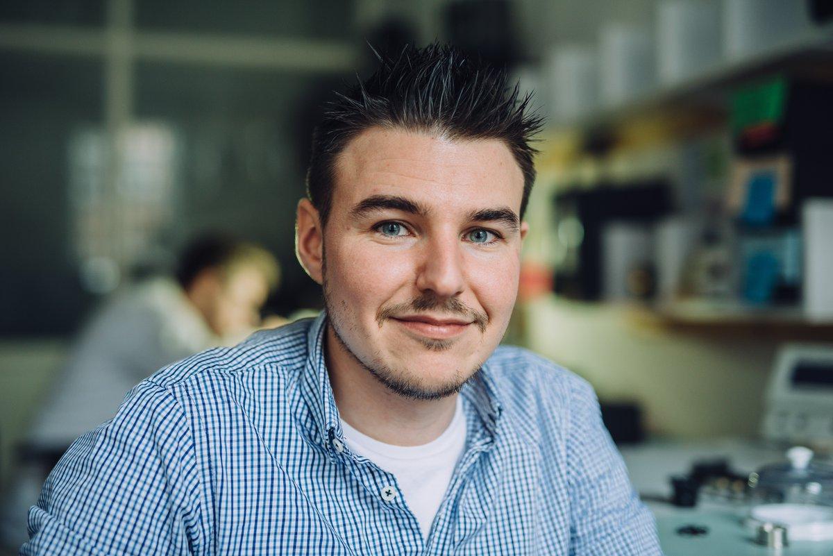 Adrian Buchmann, Senior Designer at Christopher Ward.