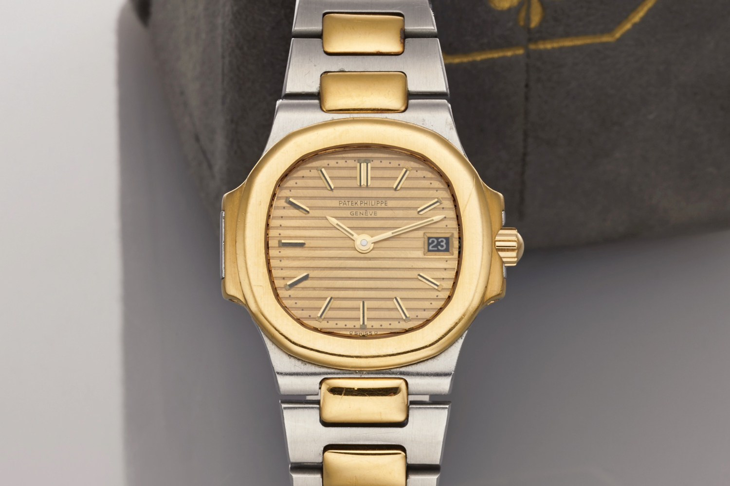 The Patek Philippe Nautilus Ref. 4700. Photo courtesy of Antiquorum.