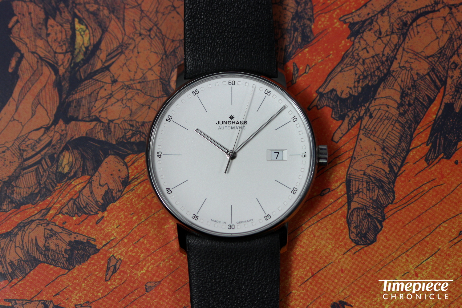 Junghans Form A dial 1.JPG