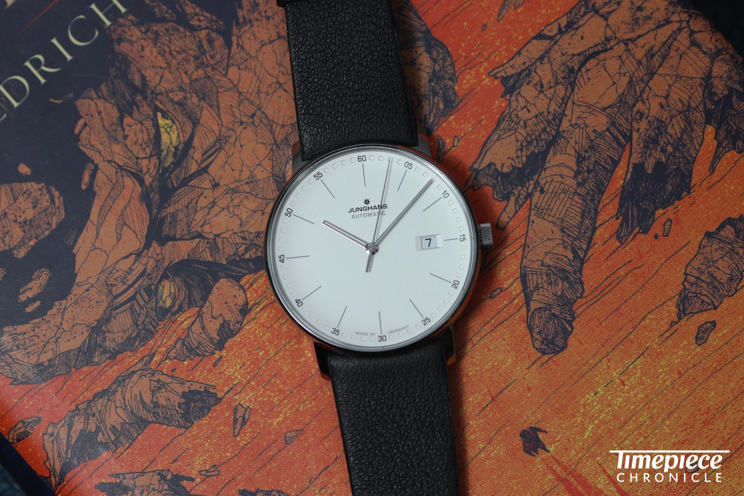 Junghans Form A dial 2.JPG