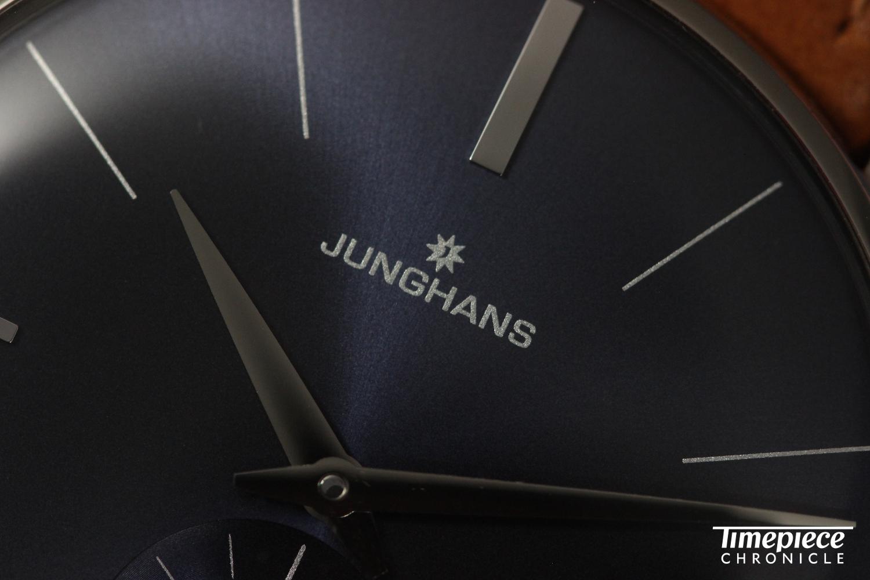 Junghans Meister Handwound dial 4.JPG