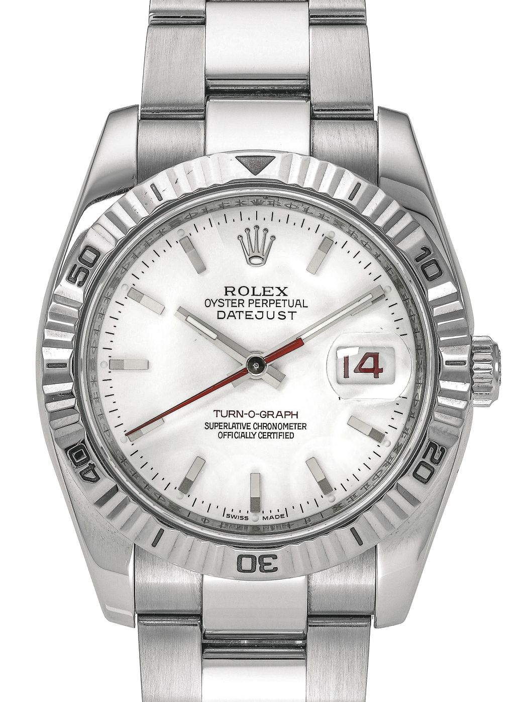 Rolex Datejust Turn-o-graph Ref. 116264