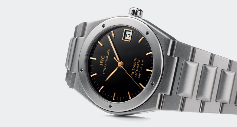 The IWC Ingenieur re-designed by Genta, circa 1970s