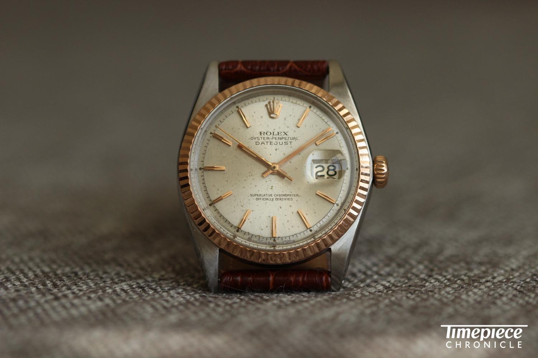 Vintage Rolex Datejust Ref 1601