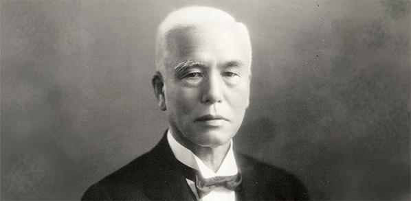 Kintaro Hattori, founder of Seiko. Photo Courtesy of Seiko.
