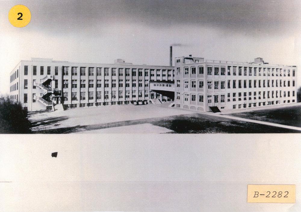 The Daini Seikosha Factory, circa 1937