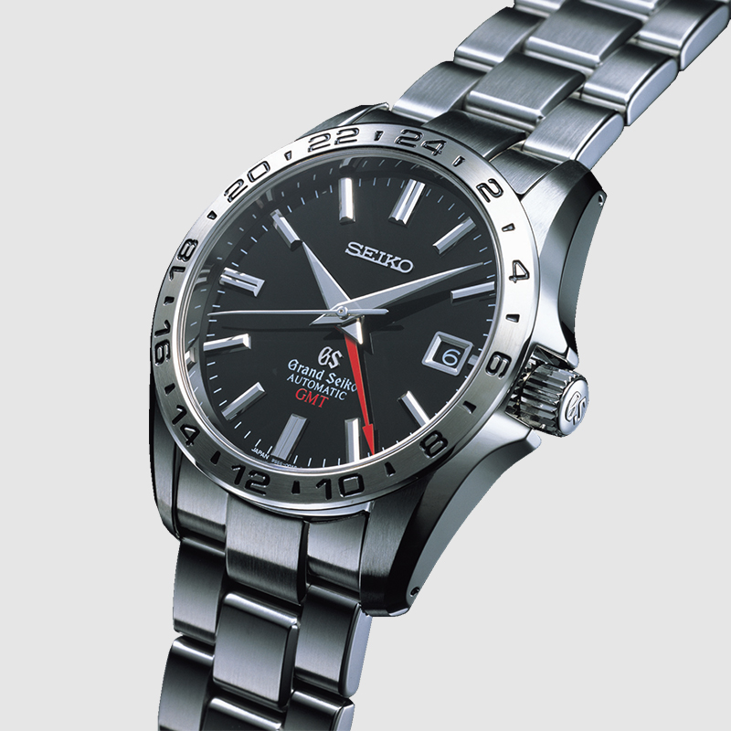 2002 - 9S56, first Grand Seiko GMT