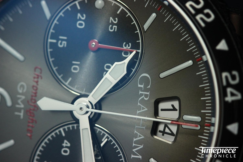 Graham Chronofighter Vintage GMT Dial macro 6.JPG