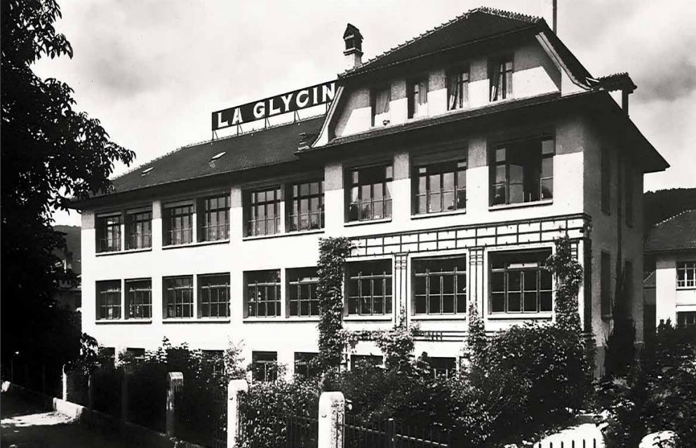 The Glycine Manufacture in La Chaux-de-Fonds. Photo courtesy of Glycine.
