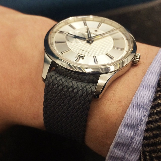 I was lucky enough to get my Zenith Captain Dual Time at 50% off from Harrods in London. Definitely a once in a lifetime bargain!!
